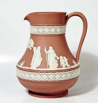 Wedgwood Jasperware jug