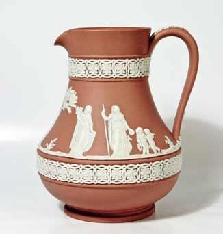 Wedgwood Jasperware jug