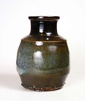 Chunky Pearson vase