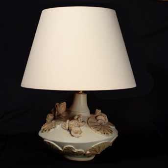 Bernard Rooke frog lamp