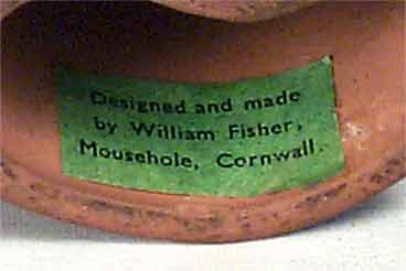 Bill Fisher figure (label)