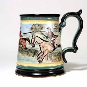 Glyn Colledge hunting tankard III