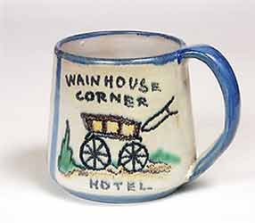 Tintagel Wainhouse mug