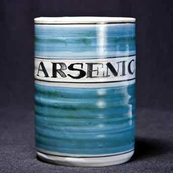 Briglin arsenic tankard