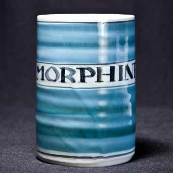 Briglin morphine tankard