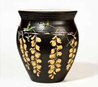 Marazion floral vase