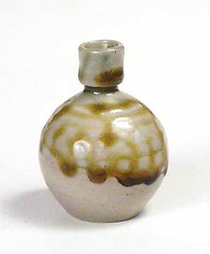 Miniature drippy vase