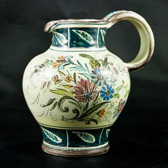 Large Glyn Colledge jug