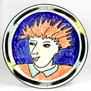 Jane Willingale face plate III
