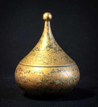 Bjørn Wiinblad oriental trinket pot