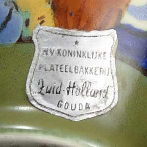 Gouda trio (label)
