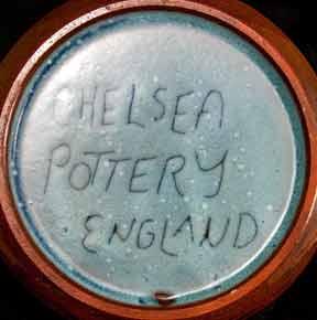 Chelsea Pensioner tankard (base)