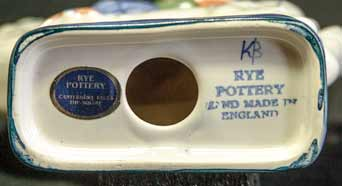 """Rye Pottery """"The Squire"""" (base)"""