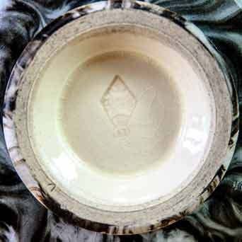 Macintyre salt cellar (base)
